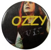 Ozzy Osbourne - 'Evil T.Shirt' Button Badge